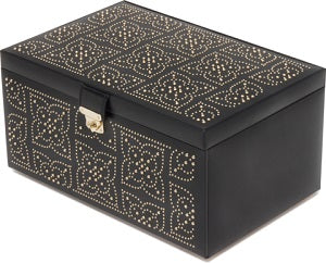 Wolf's Marrakesh large jewelry case
