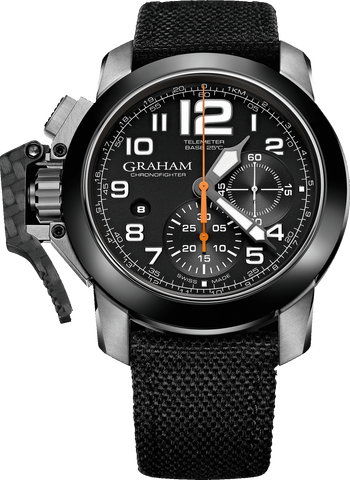 Graham - Chronofighter Oversize | Ref. 2CCAC.B03A.T13S