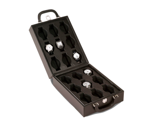 Venlo - Torino Grande Watch Storage Case - Leather
