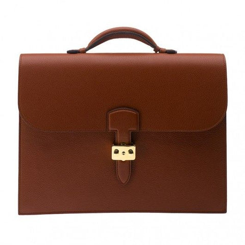 RAPPORT - Berkeley Leather Briefcase  | D201
