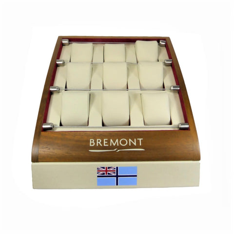 Bremont Watch Fixture - 9-Unit Watch Display