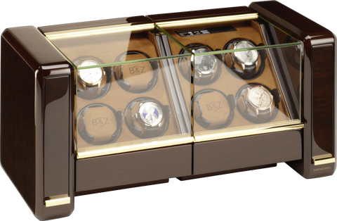 Evolution 8 - Burben & Zorweg Watch Winder Case
