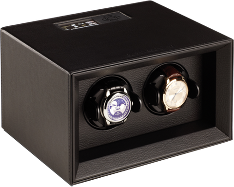 Safe Master 2 Burben & Zorweg Watch Winder Case