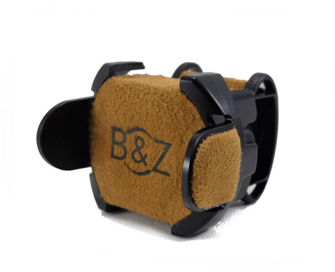 Buben & Zorweg - Standard Watch Cradle | Tan Suede
