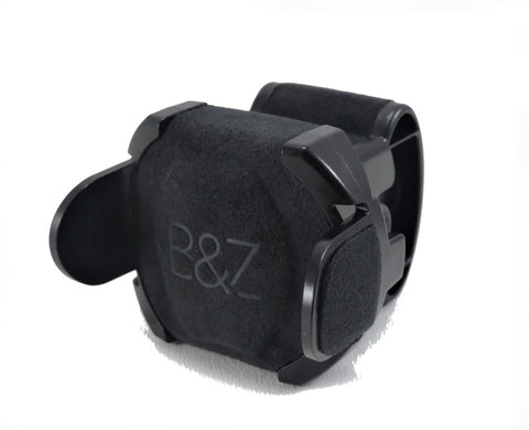 Buben & Zorweg - Standard Watch Cradle | Black Suede