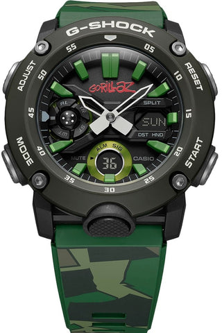 CASIO - G-Shock | GA2000GZ-3A