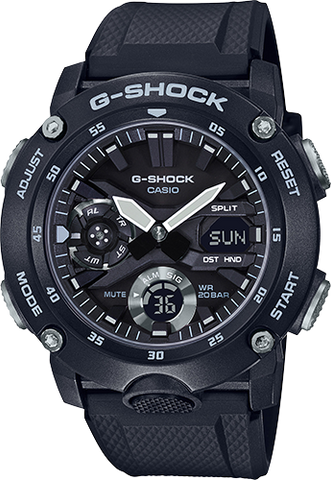 CASIO - G-Shock | GA2000S-1A