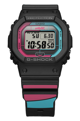 CASIO - G-Shock | GWB5600GZ-1