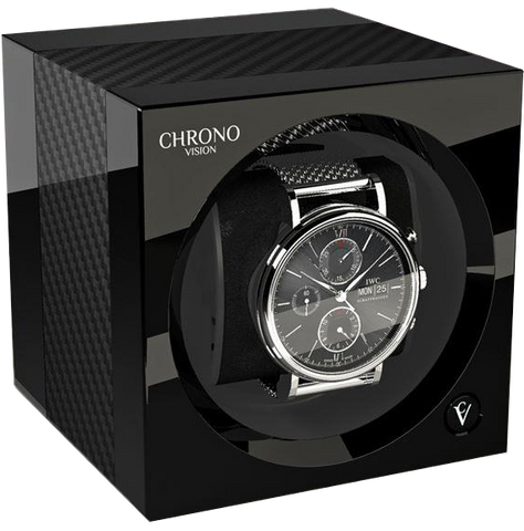 Chronovision One - Carbon / Black High-Gloss | 70050/101.17.11