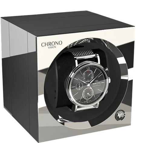 Chronovision One - Chrome / Chrome | 70050/101.15.15