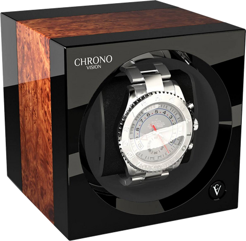 Chronovision One - Elm High Gloss  / Black High Gloss | 70050/101.24.11