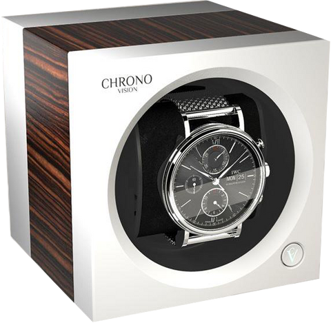 Chronovision One - Macassar Silk / White Silk | 70050/101.18.12