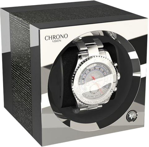Chronovision One - Argento Silk / Chrome | 70050/101.20.15