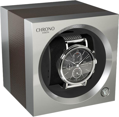 Chronovision One - Oak Silk / Chrome Silk | 70050/101.22.14
