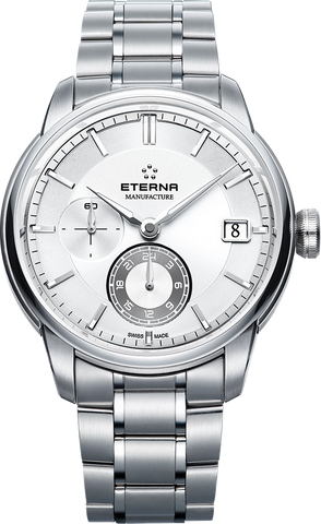 Eterna - Eternity Adventic GMT | 7661-41-66-1702