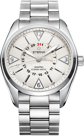 Eterna - Kontiki 4 Hands Eterna-matic | 1592-41-11-0217