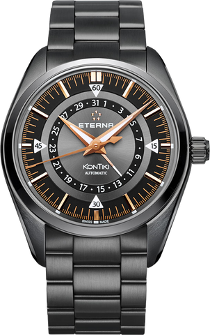 Eterna - Kontiki 4 Hands Eterna-matic | 1598-33-41-1722