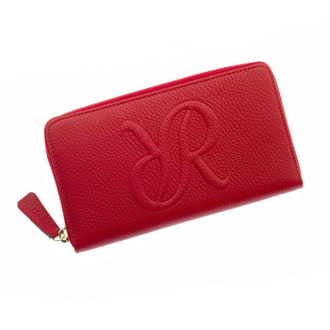 RAPPORT - Sussex Zippered Wallet Clutch  | F134