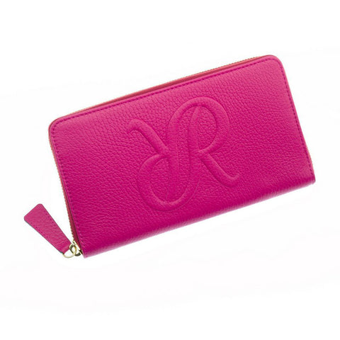 RAPPORT - Sussex Zippered Wallet Clutch  | F138
