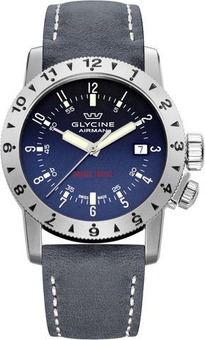 Glycine - Airman Double Twelve | Ref. 3938.18LB8B