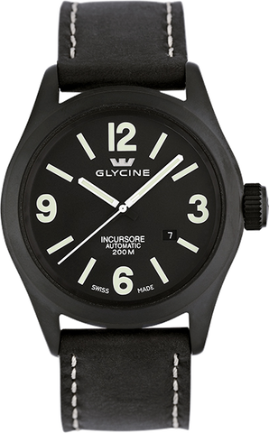 Glycine - Incursore - 46mm Automatic SAP | Ref. 3874.99T-LB9B