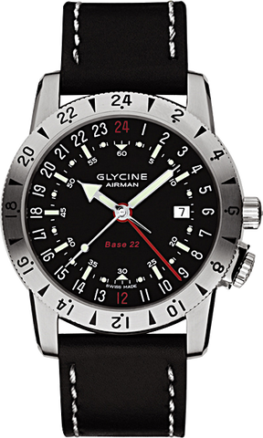 Glycine - Airman Base 22 - GMT | Ref. 3887-19-LB9B