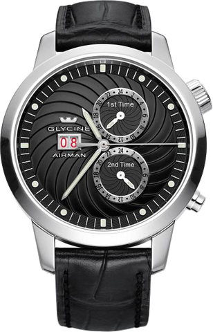 Glycine - Airman 7 Automatic  | Ref.3919.19-LBK9
