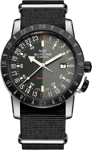 Glycine - Airman Base 22 - Bi-Color Purist | Ref. 3887.306-66TB9