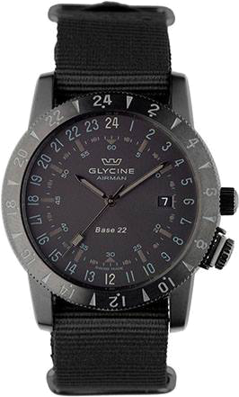 Glycine - Airman Base 22 - Mystery | Ref. 3887-99-66-TB99