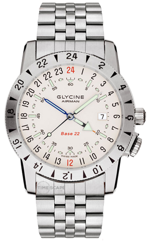Glycine - Airman Base 22 - Purist | Ref. 3887-11/66-1