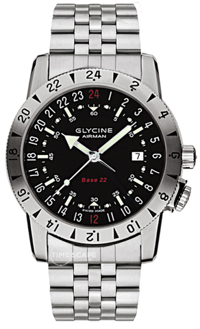 Glycine - Airman Base 22 - Purist | Ref. 3887-19/66-1