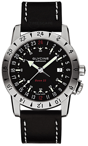 Glycine - Airman Base 22 - Purist | Ref. 3887-19/66-LB9B