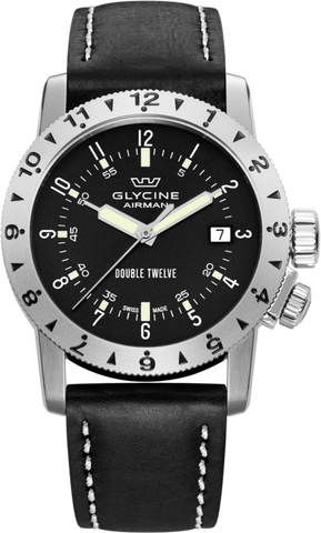 Glycine - Airman Double Twelve | Ref. 3938.19LB9B