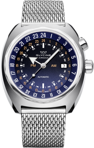 Glycine - Airman SST 12 | Ref. 3903.188-66 MM