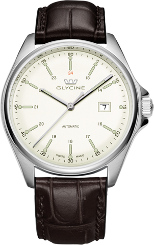 Glycine - Combat 6 - 43mm Automatic - Ref. 3890.11S-LBK9