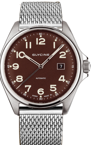 Glycine - Combat 6 - 43mm Automatic - 3890.17ATSMM
