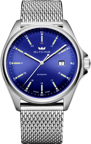 Glycine - Combat 6 - 43mm Automatic - Ref. 3890.18-MM
