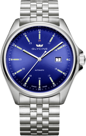 Glycine - Combat 6 - 43mm Automatic - Ref. 3890.18-MB