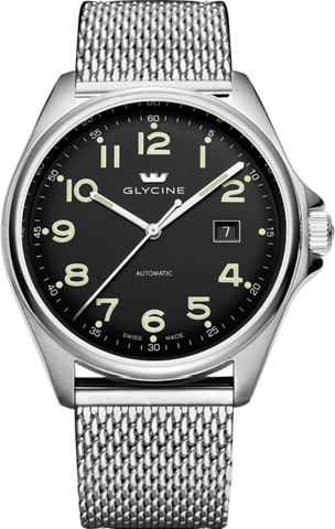Glycine - Combat 6 - 43mm Automatic - Ref. 3890.19SATSMM
