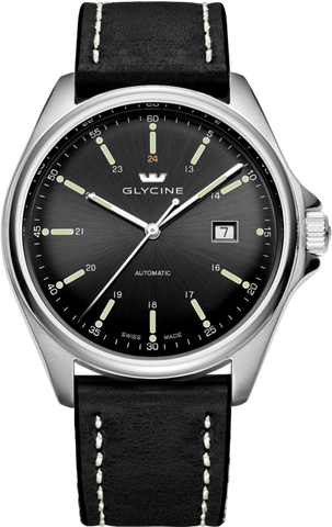 Glycine - Combat 6 - 43mm Automatic - Ref. 3890.19S-LB9B