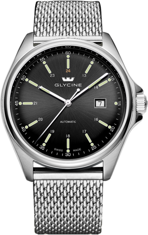 Glycine - Combat 6 - 43mm Automatic - Ref. 3890.19S-MM
