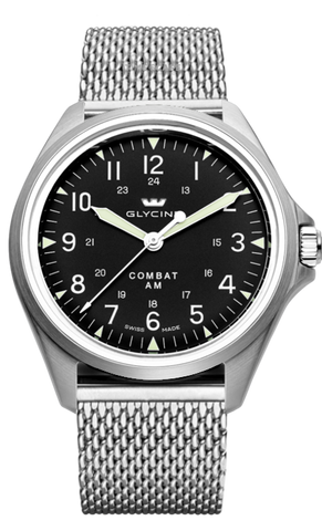 "Glycine - Combat 7 ""Vintage"" - Ref. 3943.19AT MM"