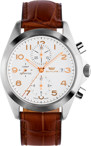 Glycine - Combat Chronograph Lux | Ref. 3924.11AT-LBK7H
