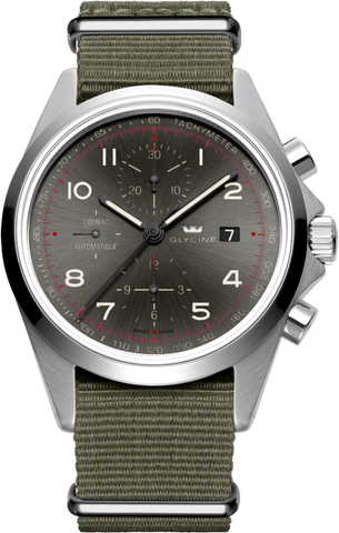 Glycine - Combat Chronograph | Ref. 3924.106AT- TB2