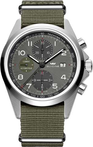 Glycine - Combat Chronograph | Ref. 3924.10AT- TB2