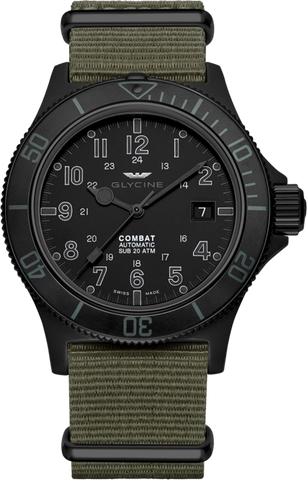 Glycine - Combat Sub - Stealth | Ref. 3863-99AT-N8-TB29