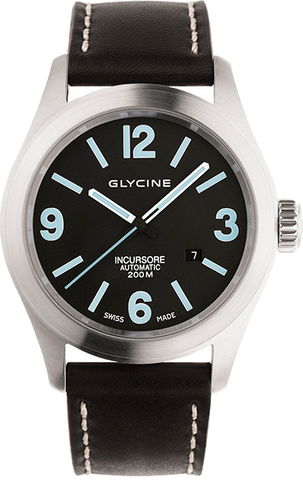 Glycine - Incursore - 46mm Automatic SAP | Ref. 3874.198-LB9B
