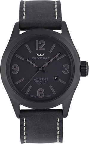 Glycine - Incursore - 46mm Automatic SAP | Ref. 3874.999-LB9B