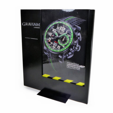 Graham London Watch Fixture - Large Upright Sign