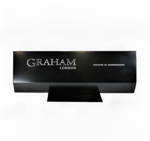 Graham London Watch Fixture - Horizontal Sign